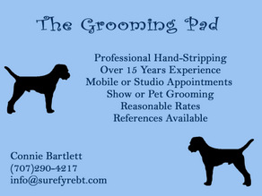 The Grooming Pad, Connie Bartlett